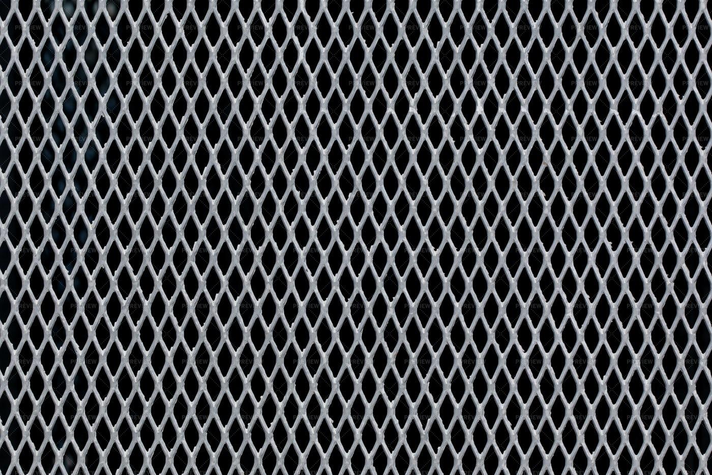 Silver Fence: Stock Photos