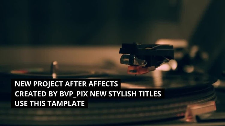 Social Media Titles Pack: After Effects Templates