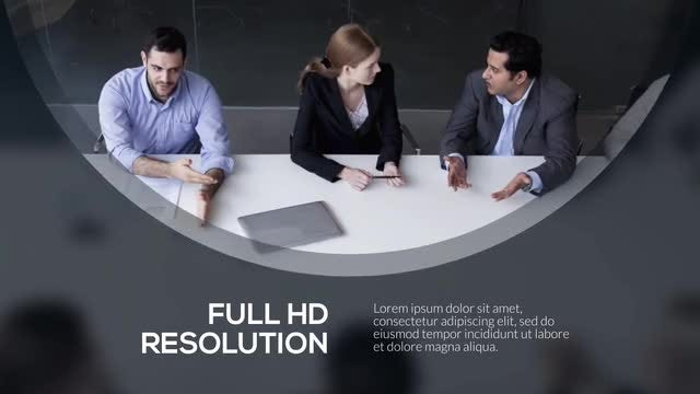 Smooth Circle - Presentation: After Effects Templates