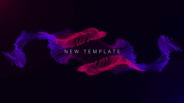 Abstract Titles: Motion Graphics Templates