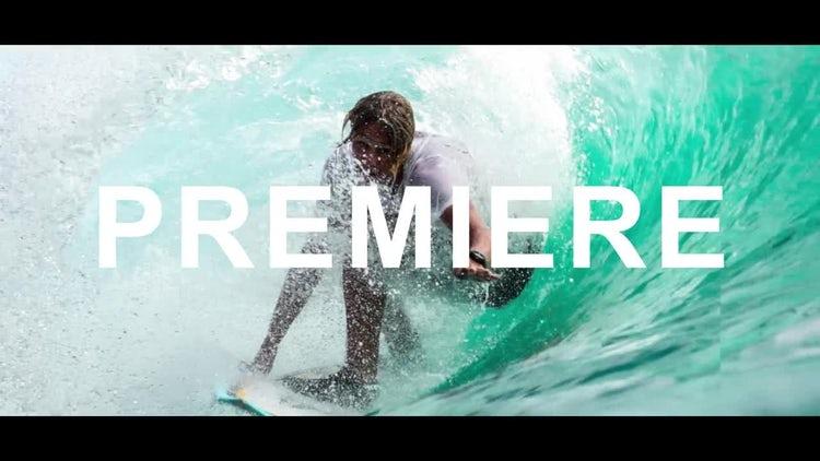 Dynamic Stomp: Premiere Pro Templates