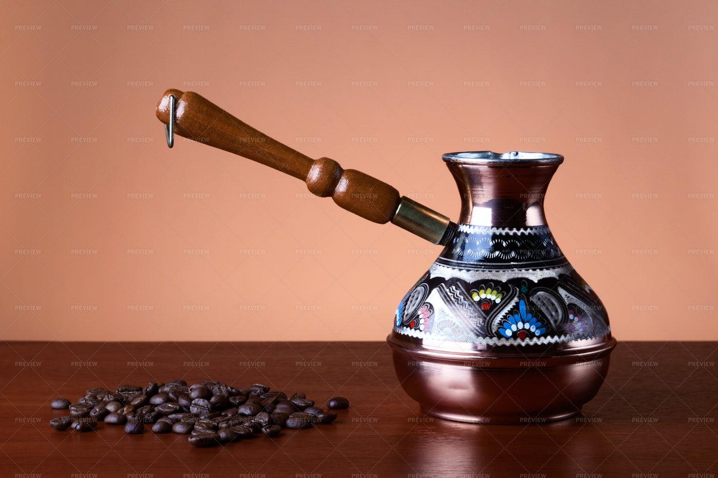 Turkish Coffee: Stock Photos