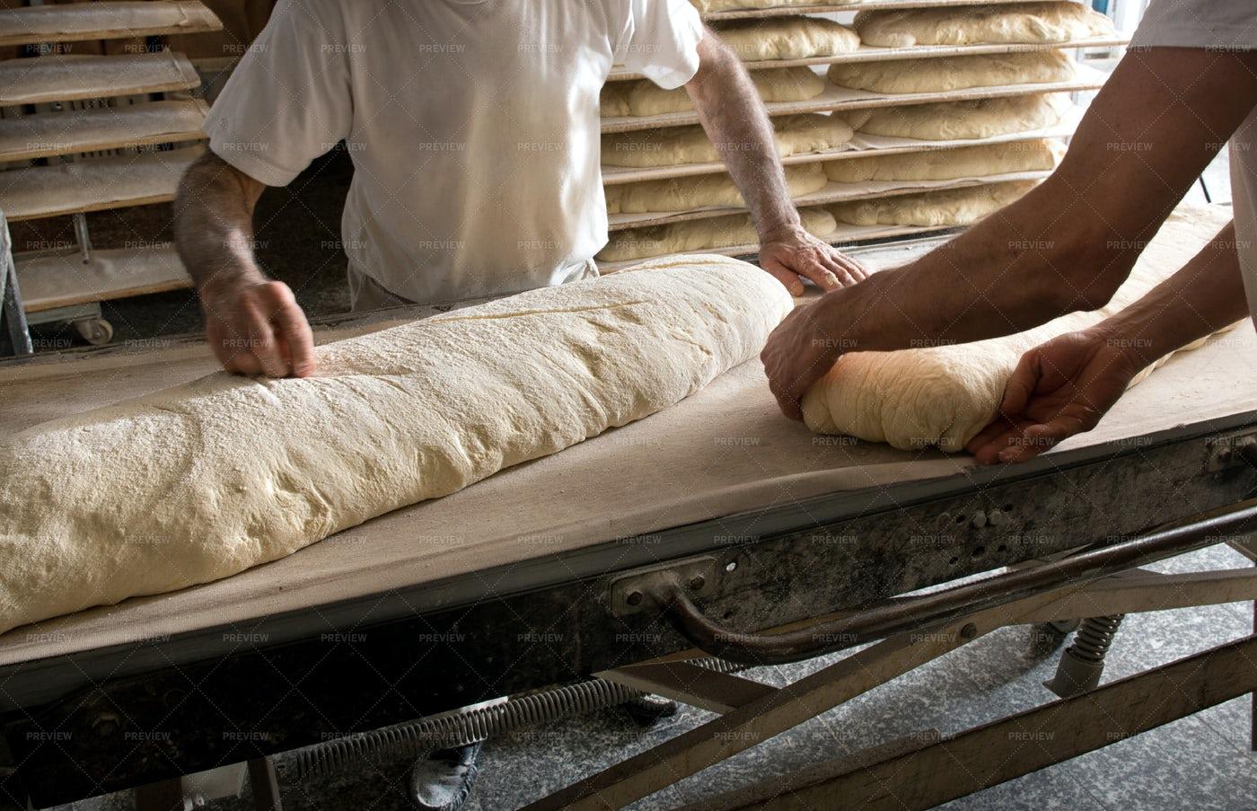 Bakers Working: Stock Photos