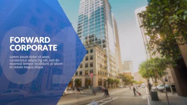 Forward Promo - Corporate Presentation: Premiere Pro Templates