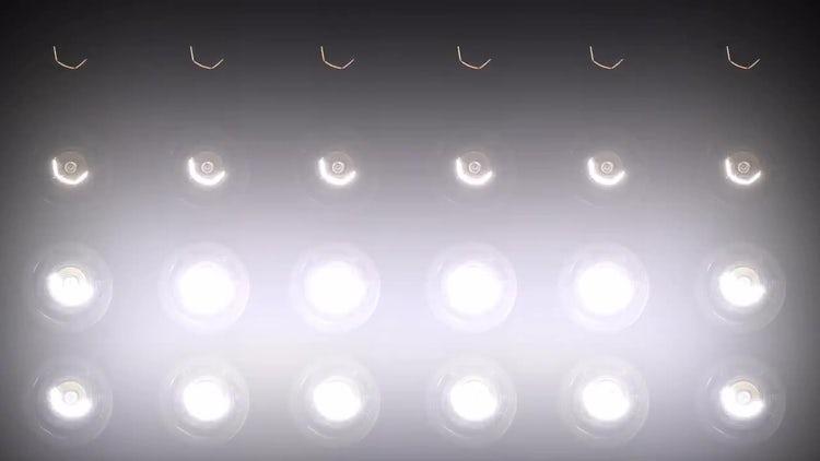 Light Bulbs: Stock Video