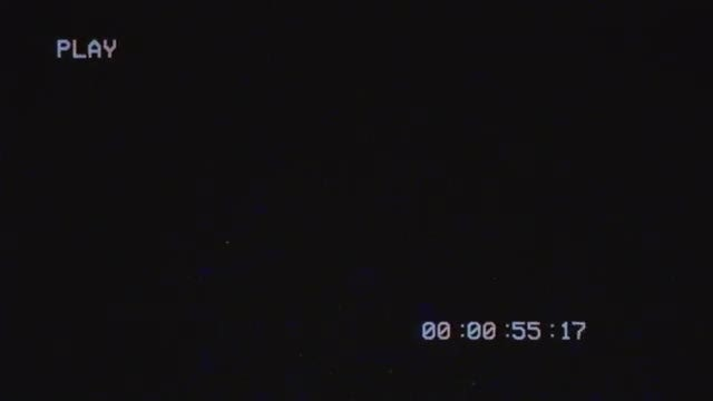 VHS Timecode: Stock Motion Graphics