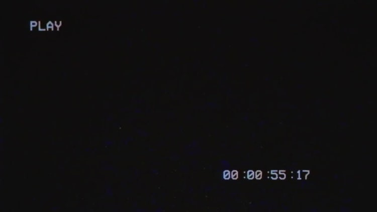 VHS Timecode: Motion Graphics