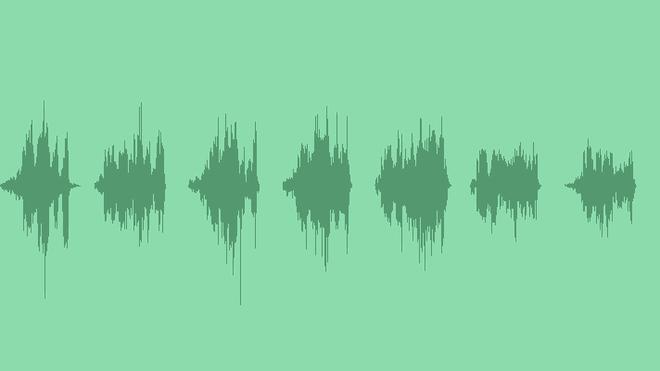 Glitch Noise Reverse: Sound Effects