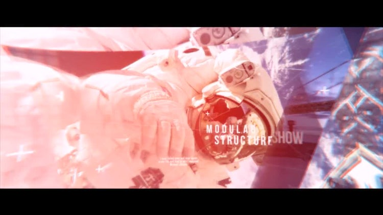 Inspire Cinematic Slideshow: After Effects Templates