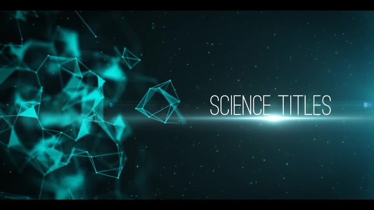 Cinematic Sci-Fi Plexus Trailer: After Effects Templates