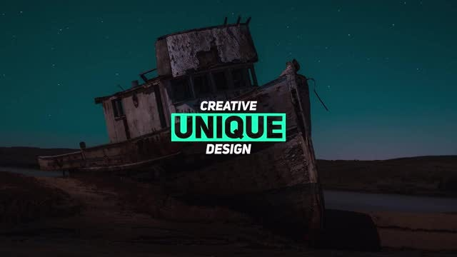 Stylish Modern Titles: After Effects Templates
