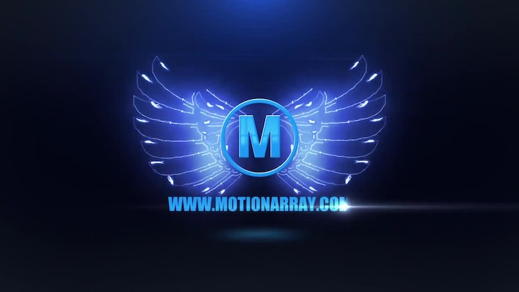 Wing Logo: After Effects Templates