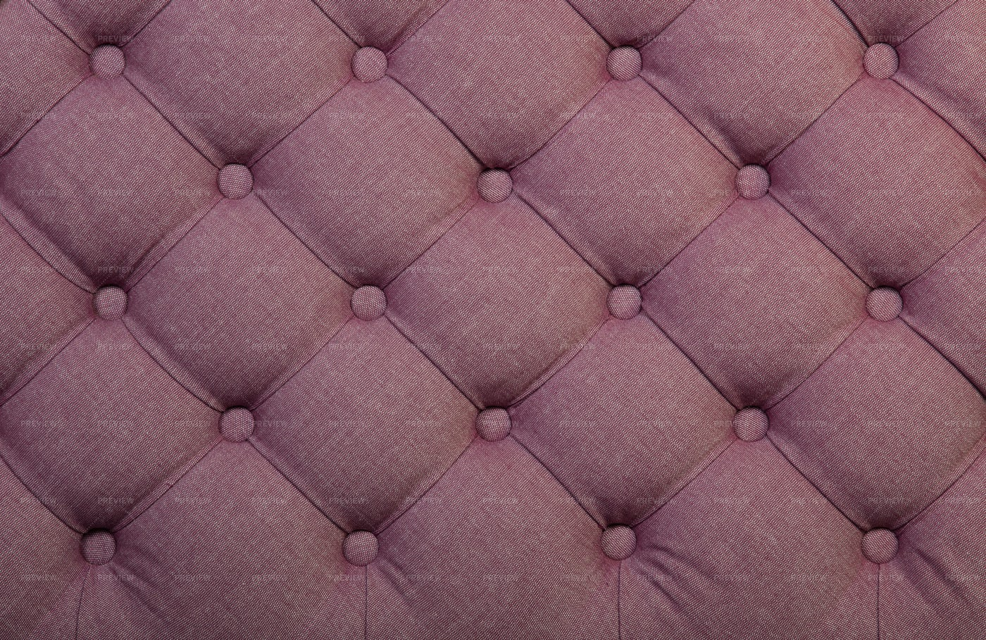 Pink Capitone Upholstery: Stock Photos