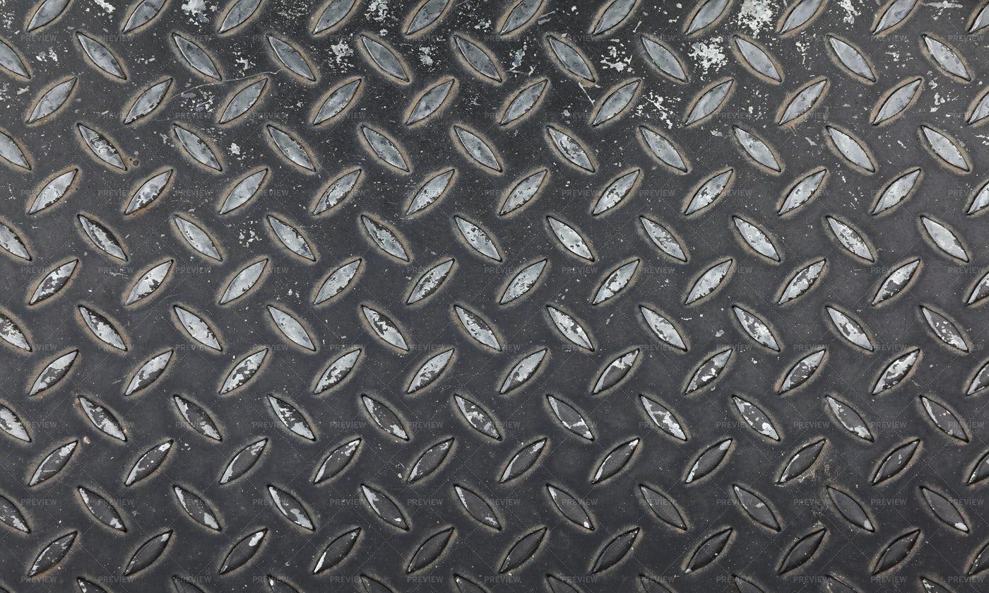 Textured Metal Sheet: Stock Photos