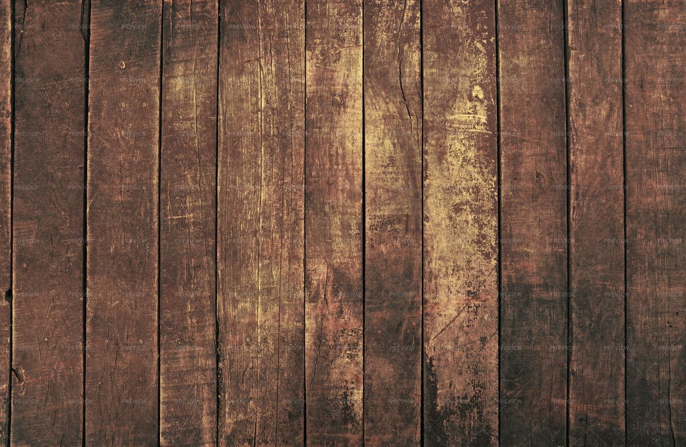 Aged Wood Floor: Stock Photos