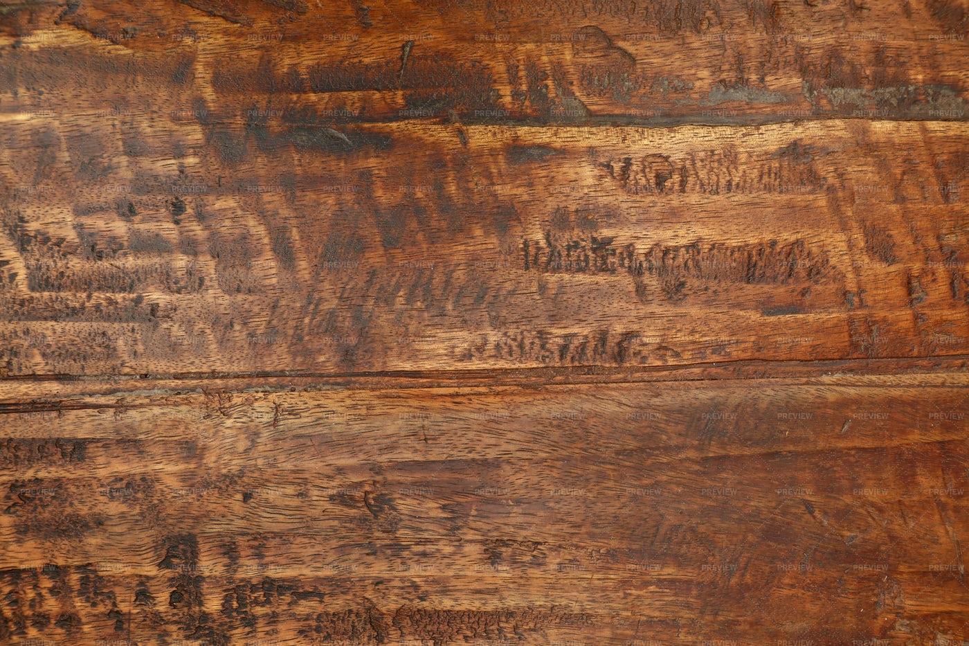 Varnished Wood Planks: Stock Photos
