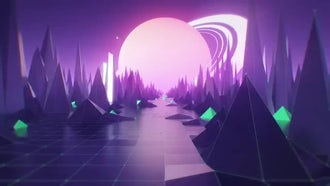 VJ Planet: Motion Graphics