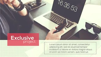 Simple Corporate Promo: After Effects Templates