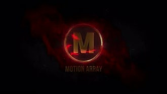 Smoke Logo Reveal: After Effects Templates