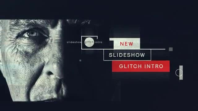 Digital Slide Opener: After Effects Templates