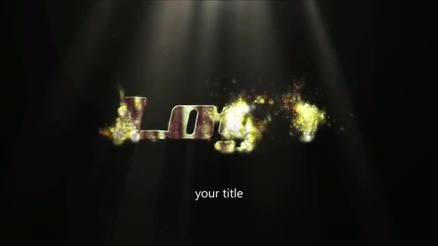 Logo Dark Fire: After Effects Templates