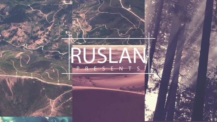 Vintage Fast Slideshow: After Effects Templates