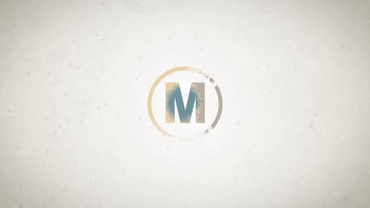 Ink Reveal Logo: After Effects Templates
