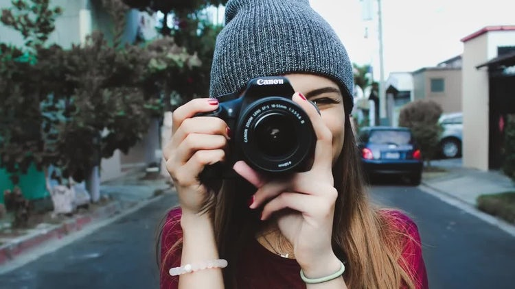 Photograph Stomp Intro : Premiere Pro Templates