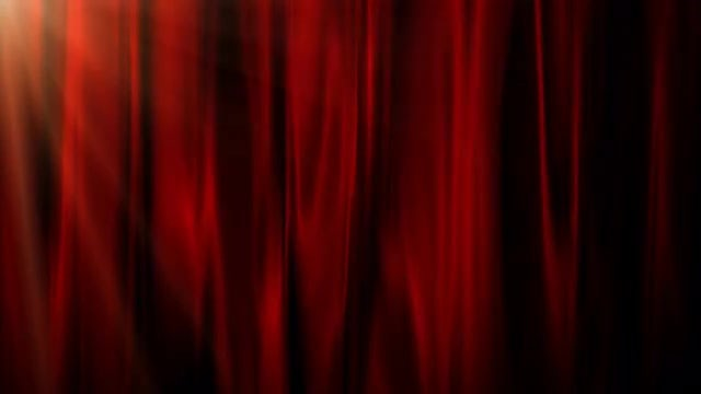 Abstract Curtain: Stock Motion Graphics
