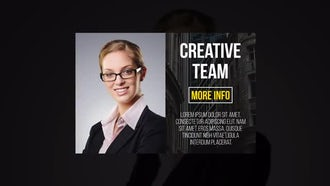 Corporate Photo Titles: Premiere Pro Templates
