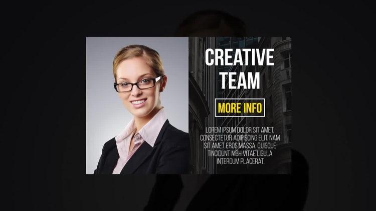 Corporate Photo Titles: Premiere Pro Templates