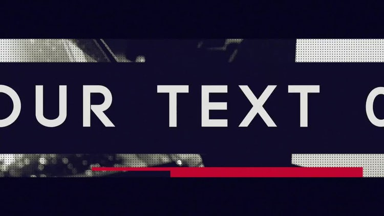 Cine Trailer: After Effects Templates