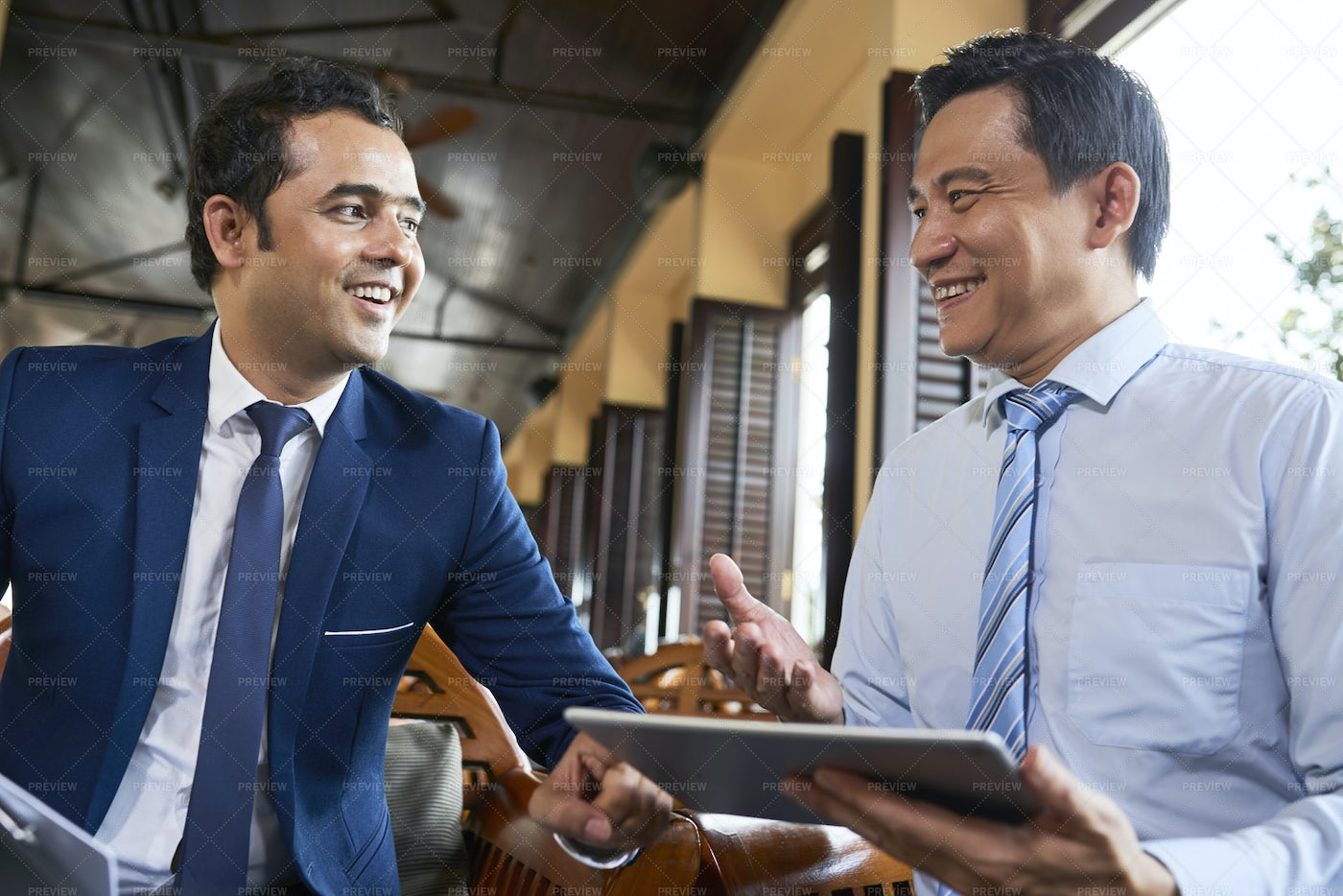 Business People Working In Team: Stock Photos
