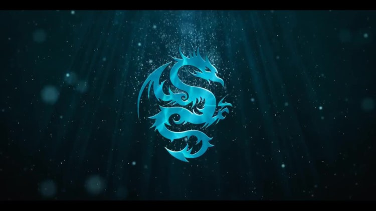 Underwater Cinematic Logo: After Effects Templates