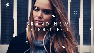 Stylish Promo Slideshow: After Effects Templates