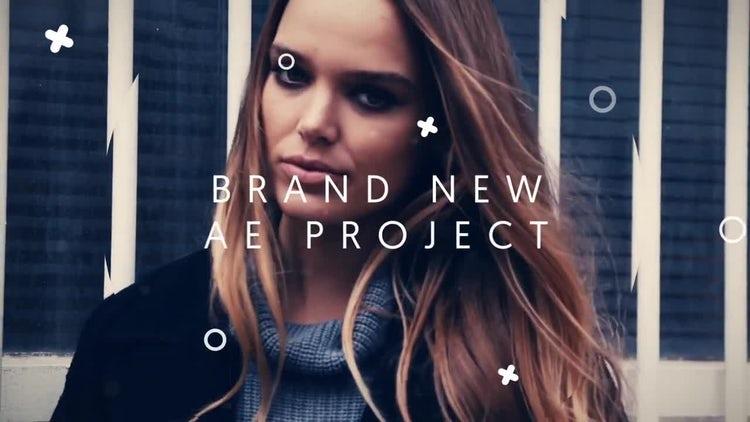 Stylish Promo Slideshow: After Effects Templates