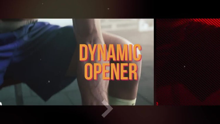 Dynamic Opener: Premiere Pro Templates