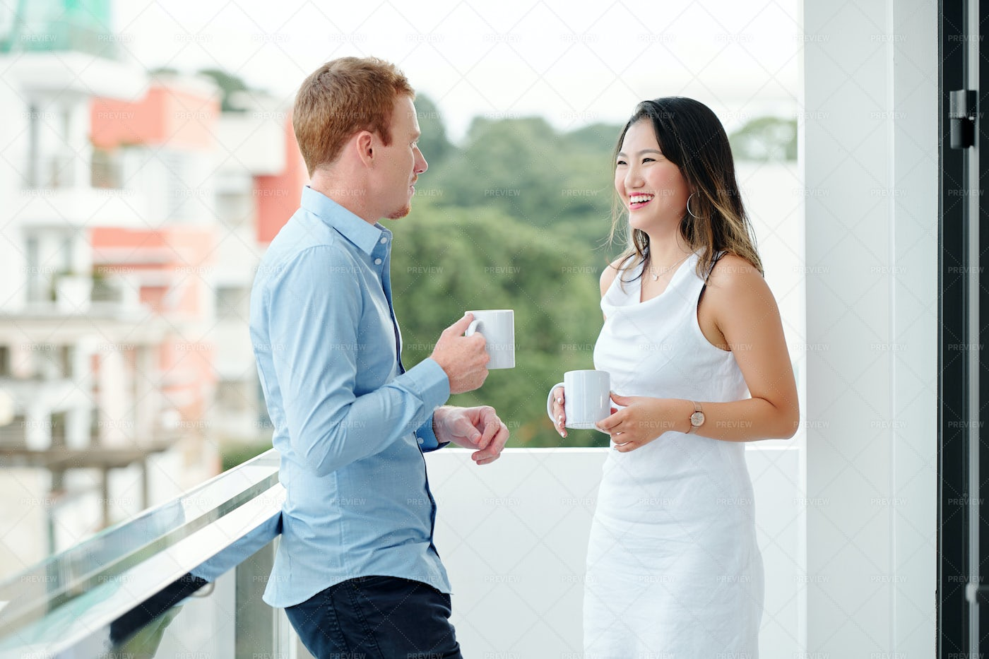 Young Business People Drinking Coffee: Stock Photos