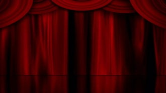 Theater Curtain: Motion Graphics