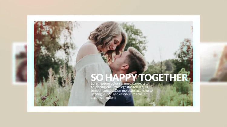Photo Gallery Slideshow: Premiere Pro Templates