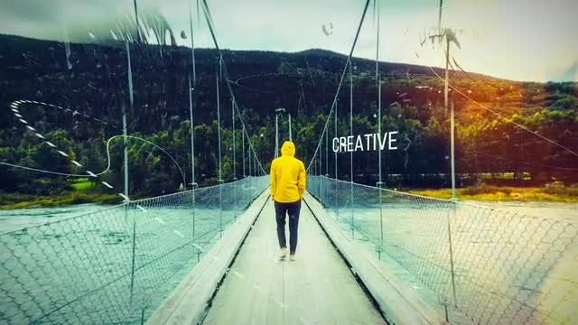 Ink Slideshow: After Effects Templates