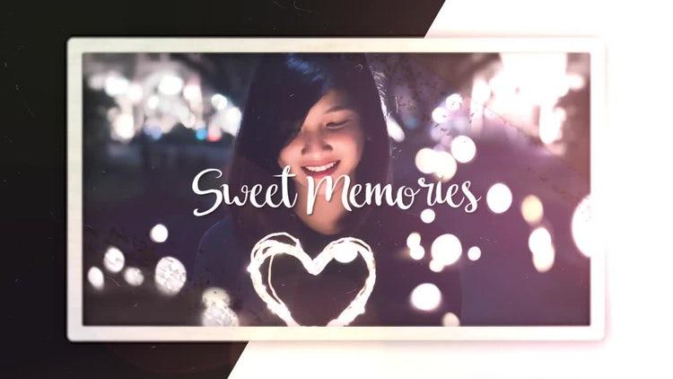 Sweet Memories: Premiere Pro Templates