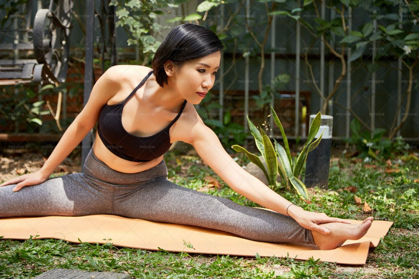 Woman Live Healthy Lifestyle: Stock Photos