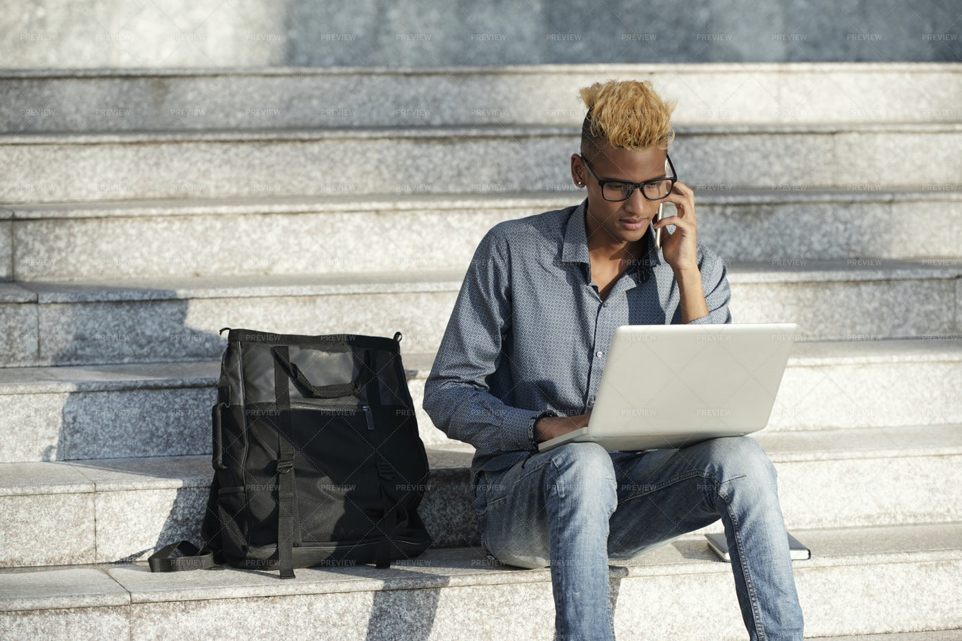 Freelance Developer: Stock Photos
