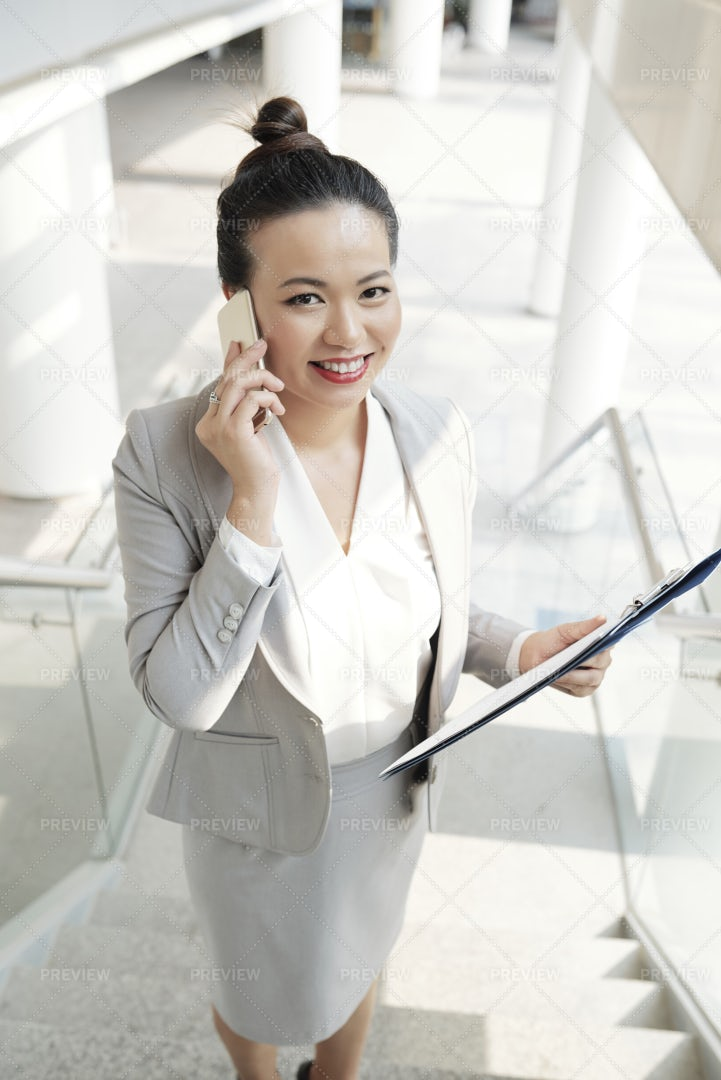 Female Project Manager: Stock Photos