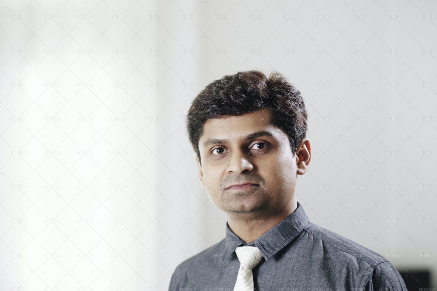 Mature Indian Man: Stock Photos