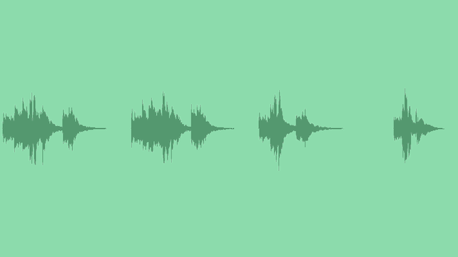 Positive Glockenspiel Logo: Royalty Free Music
