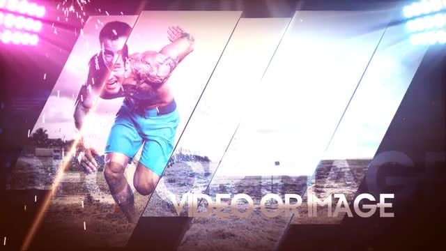 Sports Opener - After Effects Templates | Motion Array