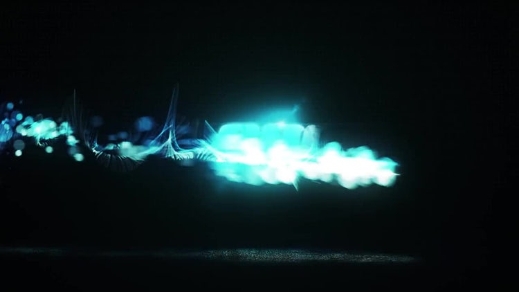 Dark Particles #2: After Effects Templates