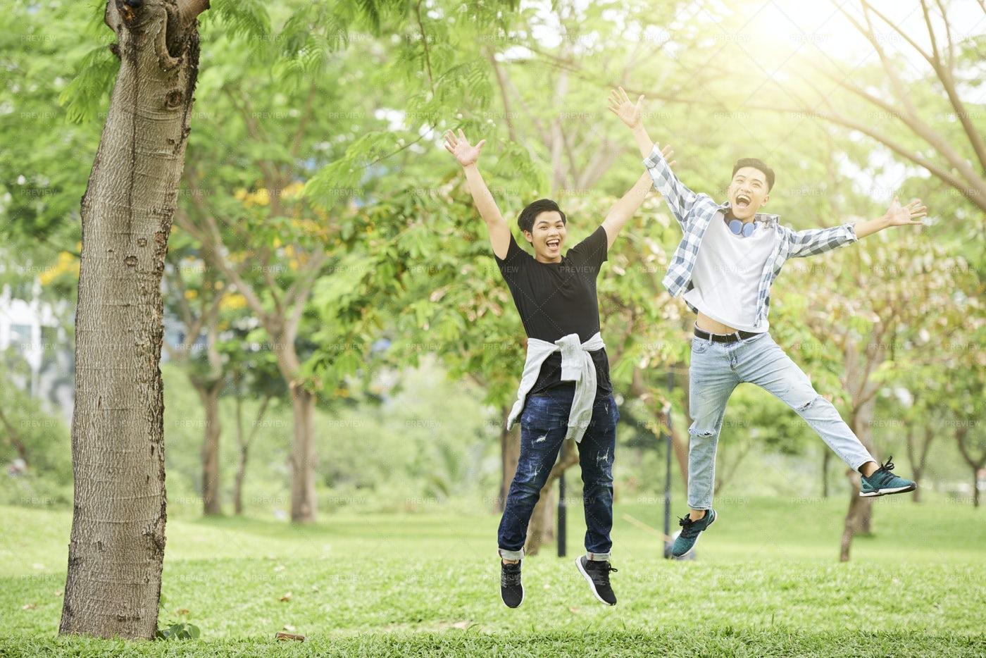Carefree Life: Stock Photos